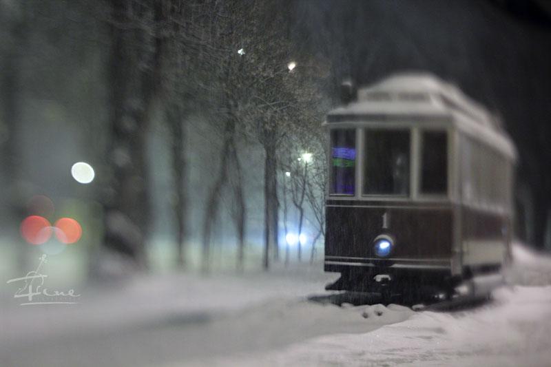 Первый винницкий трамвай