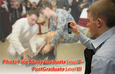 Photo Fine Study Graduate II & PostGraduate III Levels